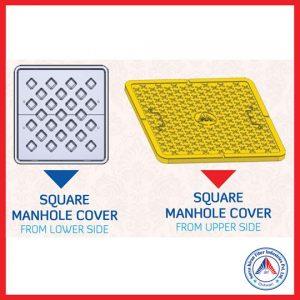 Square Manhole Cover | SKF
