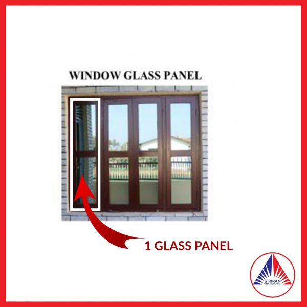 Window Glass Panel 1